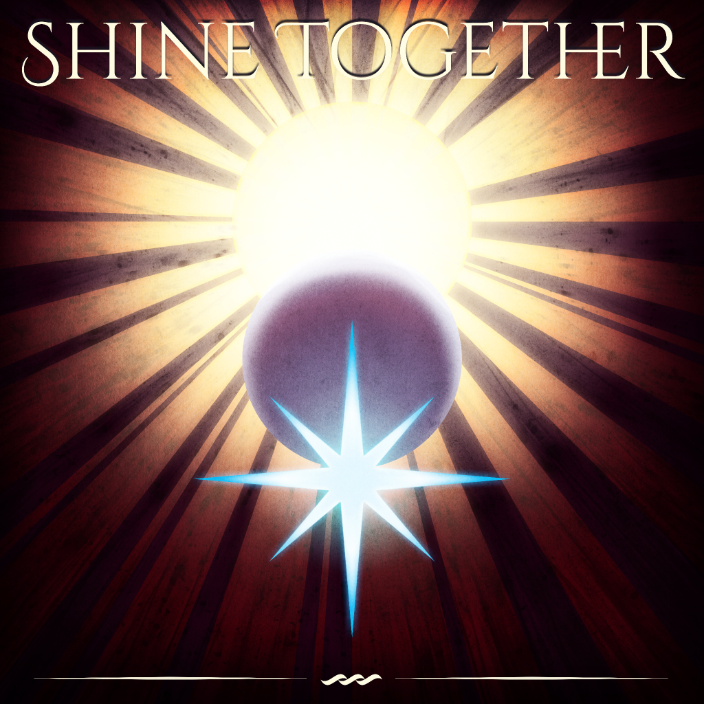 Couverture de Shine Together